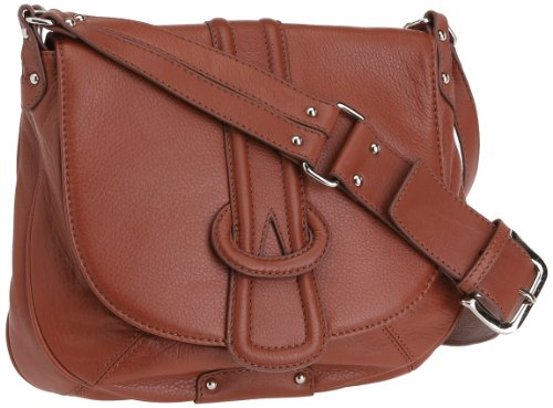 Marc Labat Women's Roman Besace Shoulder Bag