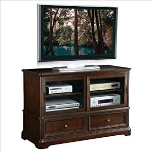 Inspired by Bassett Bennington TV Console, Java