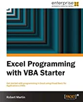 Excel Programming with VBA Starter