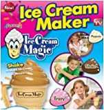 Ice Cream Magic Personal Ice Cream Maker (ASSORTED LID COLORS)