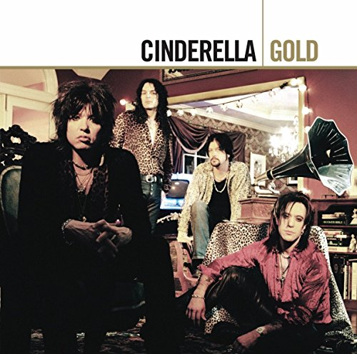 CD : Cinderella - Gold (Remastered, 2 Disc)