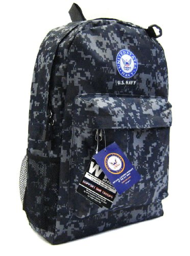 U.S. Navy Digital Camo Backpack