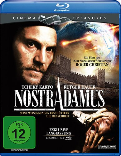 Nostradamus (Cinema Treasures) [Blu-ray]