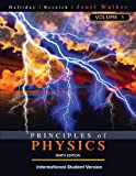 Principles of Physics: v. 1, Chapter 1-20 (0470568372) by Jearl Walker