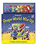 Kate Thompson Magnetic Shape World Mix Up (Magnetic Sorting Books)