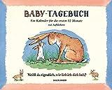 Image de Baby-Tagebuch. Weißt du eigentlich, wie lieb ich dich hab?: Ein Kalender für die ersten Monate