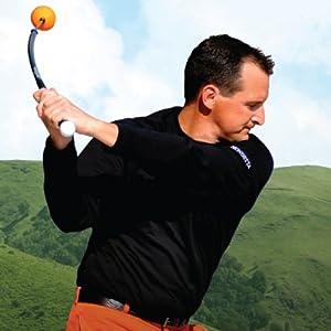 Orange Whip Golf Swing Trainer by Orange Whip
