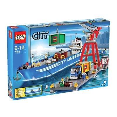 LEGO City 7994 - City Hafen