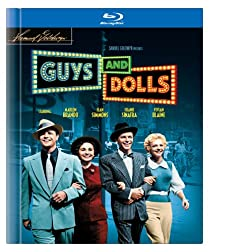 Guys and Dolls [Blu-ray]