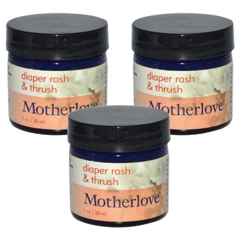 Motherlove Diaper Rash & Thrush Salve - 1 Oz. (3 Pack) front-184628