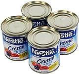 Nestlé - Table Cream - 10.1 fl. Oz. (PACK OF 04) | Creme de Leite - 300ml