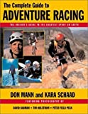 img - for The Complete Guide to Adventure Racing by Don Mann (2001-09-15) book / textbook / text book