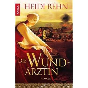 eBook Cover für  Die Wund auml rztin Roman