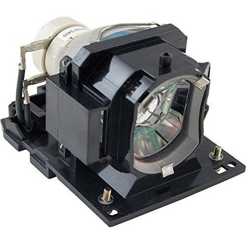 haiwo DT01433de haute qualité Ampoule de projecteur de remplacement compatible avec boîtier pour CP-EX250CP-EX250N p-ex300CP-EX300N.