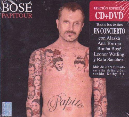 Miguel Bose - Papitour Dvd - Zortam Music