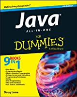 Java All-in-One For Dummies, 4th Edition Front Cover