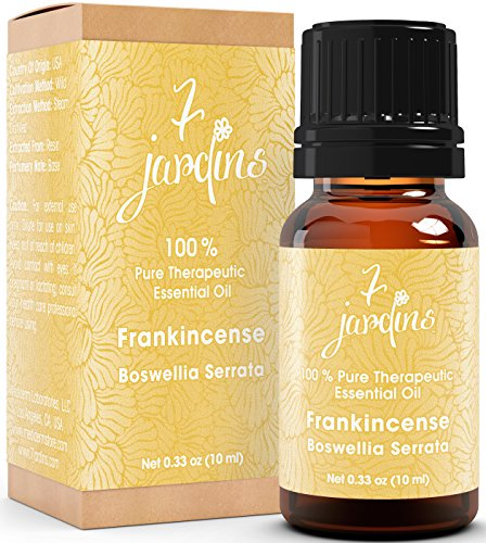 Premium frankincense 100 pure natural therapeutic grade for 7 jardins premium peppermint 100 pure natural therapeutic grade essential