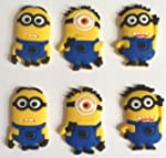 Despicable Me Minions Shoe Charms Set...