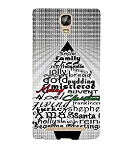 EPICCASE Triangular design Mobile Back Case Cover For Gionee Marathon M5 Plus (Designer Case)