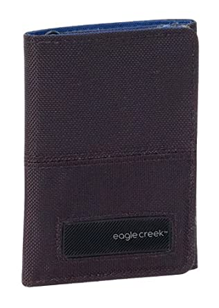 Eagle Creek Transfer Tri-Fold Wallet, Black