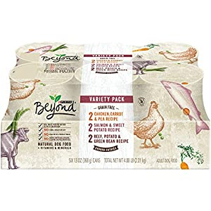 Purina Beyond Natural Grain Free Wet Dog Food