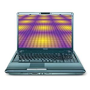 Toshiba Satellite P305D-S8828 17-inch Laptop (2.0 GHz AMD Turion X2 Dual-Core RM-70 Processor, 3 GB RAM, 200 GB Hard Drive, DVD Drive, Vista Premium) Fusion