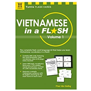 Vietnamese in a Flash Kit Volume 1 (Tuttle Flash Cards) (2007), Phan Văn Giưỡng