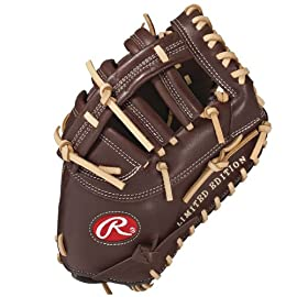 Rawlings GGLESC21 Gold Glove 12 inch 125th Anniversary 1st Base Mitt