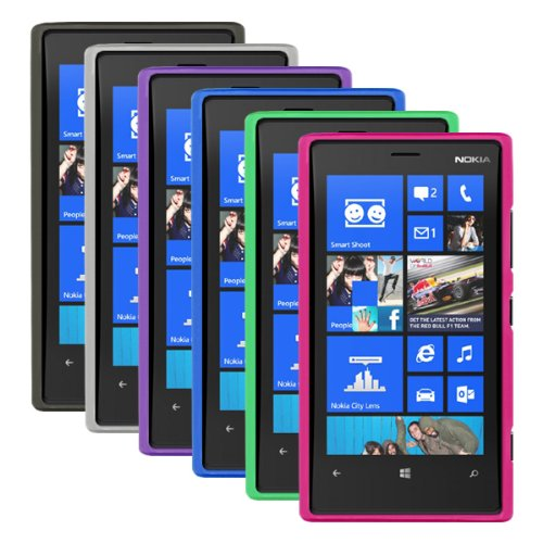 cbus-wireless-six-transparent-matte-finish-flex-gel-tpu-cases-skins-covers-for-nokia-lumia-920-smoke