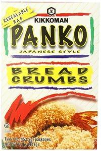 Kikkoman Panko Bread Crumbs 2 Pound Box