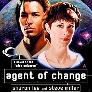 Agent of Change Audiobook