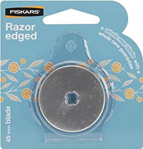 Fiskars - Rotary Cutter Blade-45mm Straight