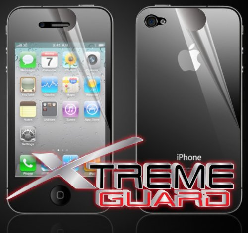 XtremeGUARD© Verizon Apple iPHONE 4 FULL BODY