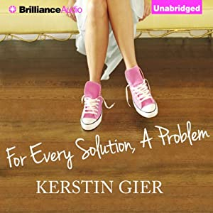 For Every Solution, A Problem Hörbuch