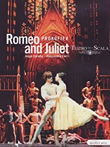 Prokofiev: Romeo and Juliet (Ferri, Corella, Villanova/La Scala/Garforth) [DVD] [2010] [NTSC]