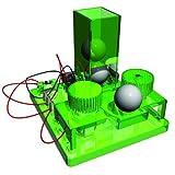 maquina de lanzar la ciencia y la seleccioen experimental kjs-3