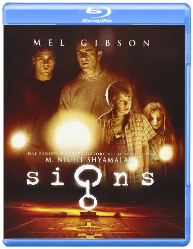 Signs [Blu-ray] [IT Import]