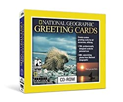 Topics Entertainment National Geographic Greeting Card (CD)