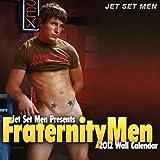img - for Jet Set Men: Fraternity Men 2012 Wall Calendar book / textbook / text book