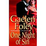One Night of Sin: A Novel ~ Gaelen Foley