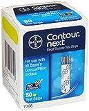 Bayer Contour Next Blood Glucose Test Strips 100 2x50pack
