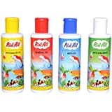 Petsplanet Complete Fish Care Rid All Anti Ich, Anti Chlorine, Arrowana Special, General Aid Pack Of 4