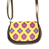 Designer Sling Bag Ornamental Splendour