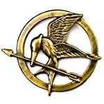 The Hunger Games Mockingjay Pin Badge...