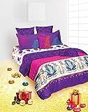 Tangerine Fete Comforter - King Size, Multicolor (154231)