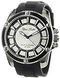 Marc Ecko Men's E12576G2 The Flash Black Resin Strap Watch