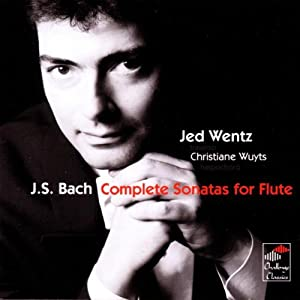 Complete Sonatas for Flute