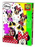 SES Creative Iron on Beads Minnie Mouse (Medium)
