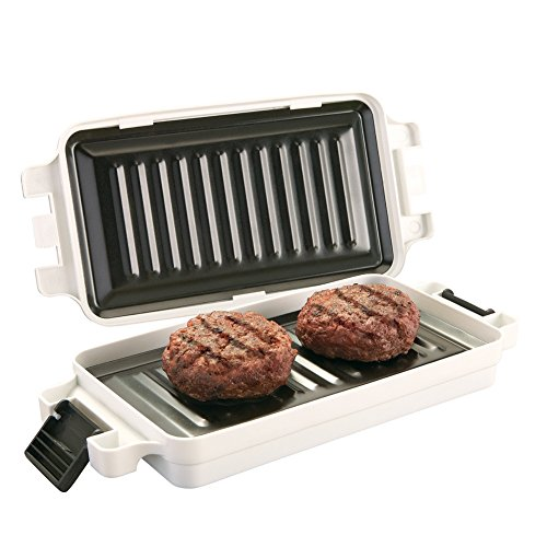 Non Stick Microwave Griller Pan