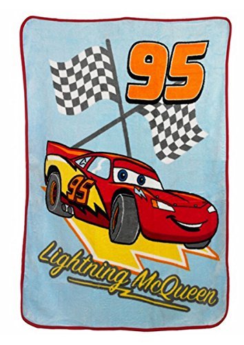 Cars Ultra Soft Blanket - 1